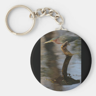 heron keychains