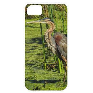 Heron phone case
