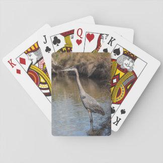 Heron Playing Cards