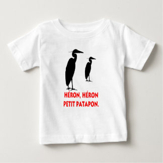 Heron small heron patapon infant T-Shirt