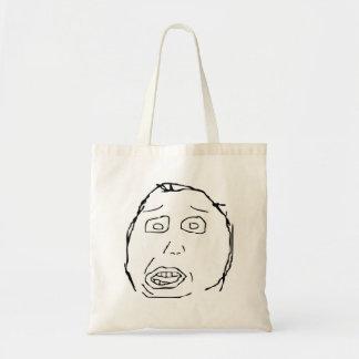 Herp Derp Canvas Bag