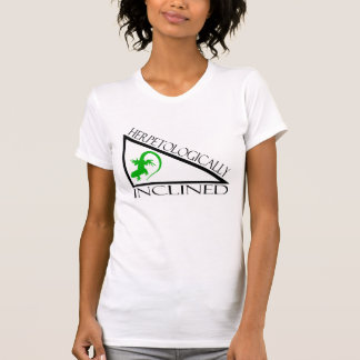 Herpetologically Inclined T-Shirt