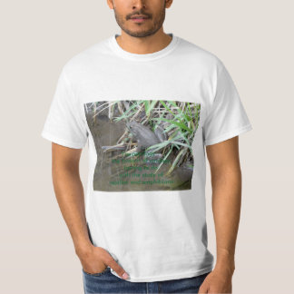 Herpetology Definition, Frog T-Shirt
