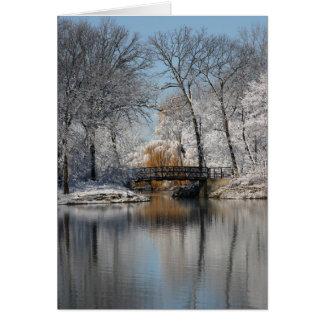 Herrick Bridge Greeting Card