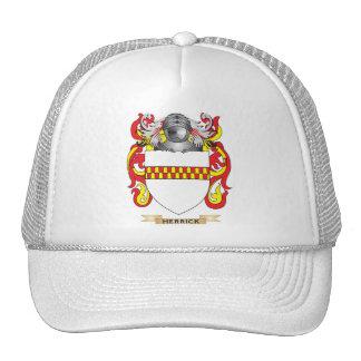 Herrick Coat of Arms (Family Crest) Trucker Hats