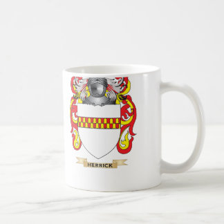Herrick Coat of Arms (Family Crest) Coffee Mugs