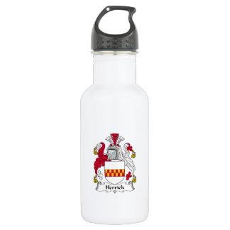 Herrick Family Crest 532 Ml Water Bottle