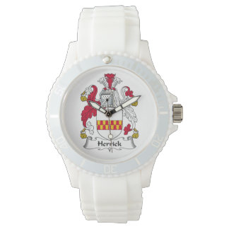 Herrick Family Crest Wristwatch