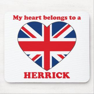Herrick Mouse Pad