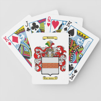 Herrick Poker Cards
