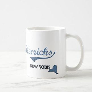 Herricks New York City Classic Coffee Mugs