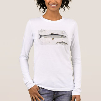 Herring (Clupea Harengus) (Fig. 1) and Sprat (Clup Long Sleeve T-Shirt