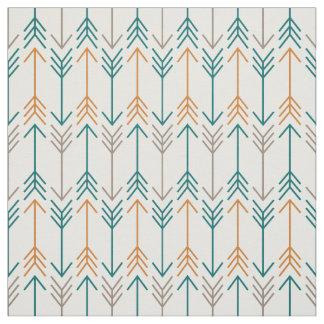 Herringbone Arrows Fabric