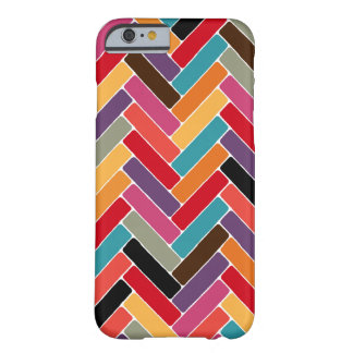 herringbone barely there iPhone 6 case