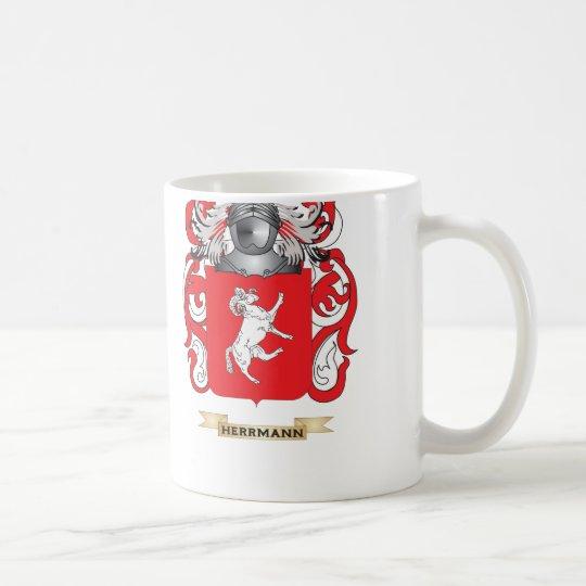 Herrmann Coat of Arms (Family Crest) Coffee Mug