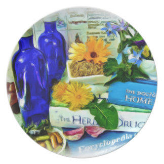 Hers for Health # 2~ Decorative Plate