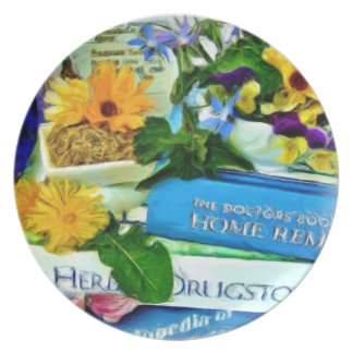Hers for Health # 3 ~ Decorative Plate