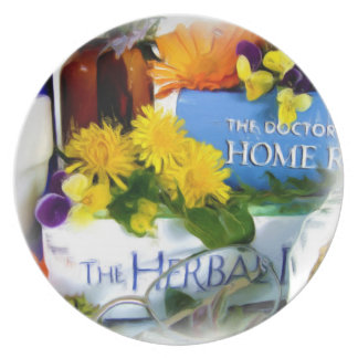Hers for Health ~ Decorative Plate