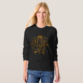 Heru Trifecta Ladies Raglan Sweatshirt