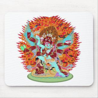 Heruka Buddhist Deity Mouse Mats