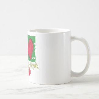 herz liebe coffee mug