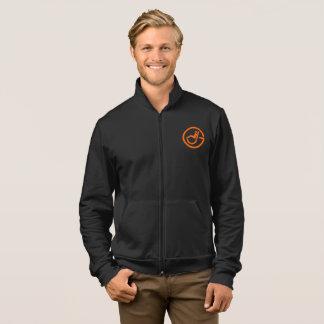 HESONWHEELS Zip Jogger Jacket