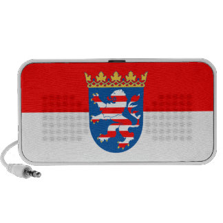 Hessen Flagge PC Speakers