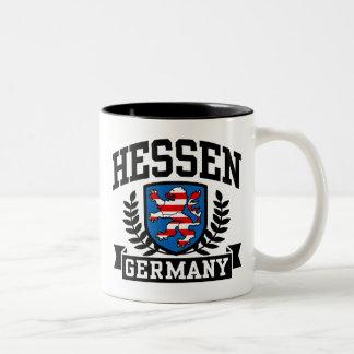 Hessen Two-Tone Coffee Mug