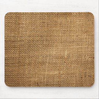 Hessian Mouse Mat