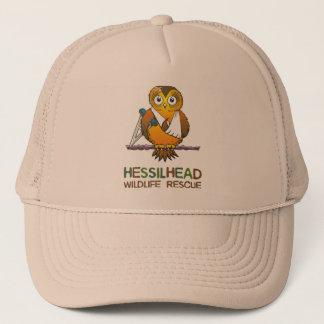 Hessilhead Owl Logo Cap