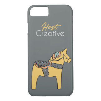 Hest Creative Cell Phone Case