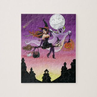Hester and the Shooting Star Jigsaw Puzzle