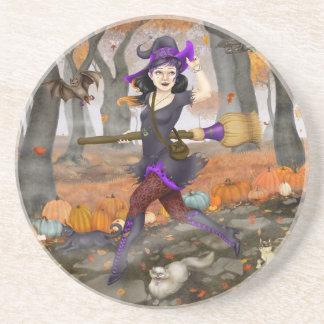 Hester's Autumn Adventure Coasters