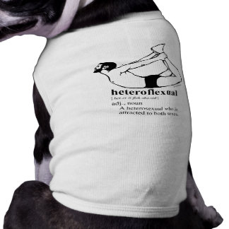 HETEROFLEXUAL DOGGIE T-SHIRT