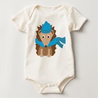 Hetty the Hedgehog Babygrow Baby Bodysuit