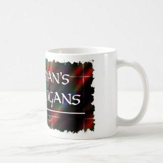 Heughligans Logo Basic White Mug