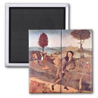 Heuwagen - The Pilgrimage of life magnet