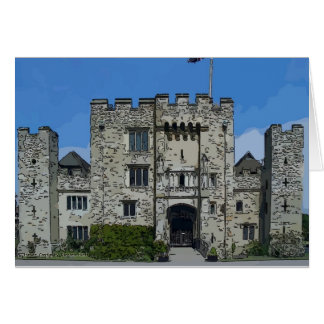 Hever Castle Card