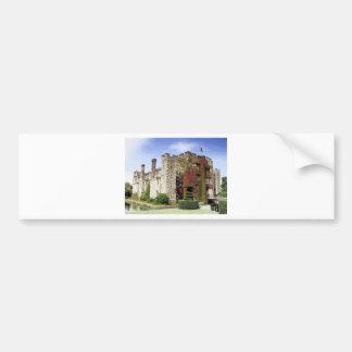 Hever Castle, Kent, England Bumper Sticker