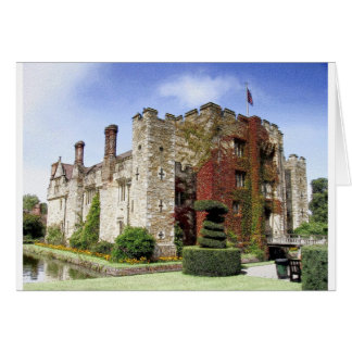 Hever Castle, Kent, England Card