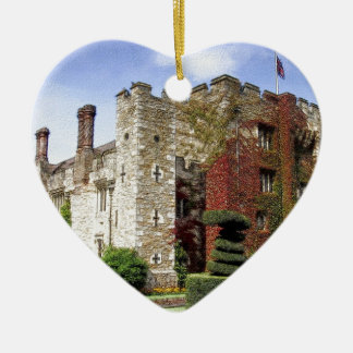 Hever Castle, Kent, England Christmas Ornament
