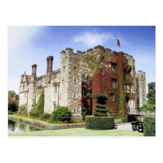 Hever Castle, Kent, England Post Card