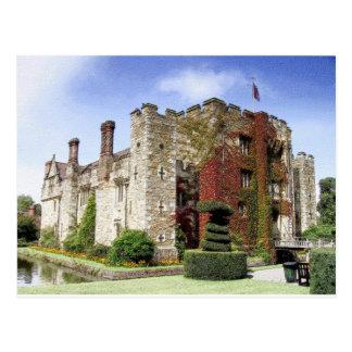 Hever Castle, Kent, England Postcard