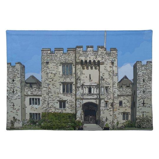 Hever Castle Placemat