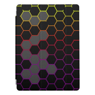 """Hex Color with Grey 12.9"""" iPad Pro Cover"""