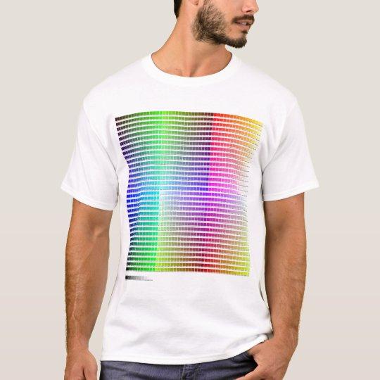 Hex Colour Chart Shirt
