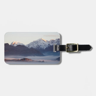 Hex River Mountains At Sunrise, Western Cape Luggage Tag