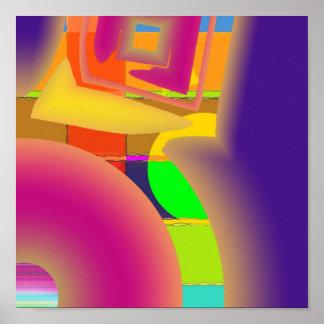 Hexadecimal Synapse Print-Ralph McKnight
