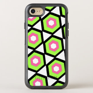 Hexagon OtterBox Symmetry iPhone 8/7 Case