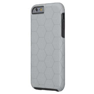 Hexagon simple beautiful design tough iPhone 6 case